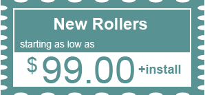 $99.00 - New Rollers